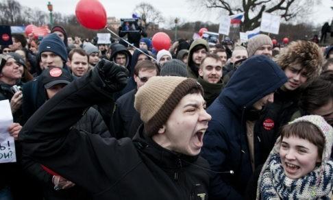 Если ваш подросток собирается на митинг