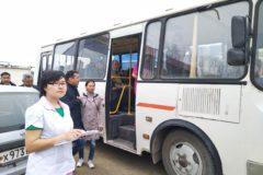 Пациентов дома престарелых и инвалидов эвакуируют в Якутии из-за паводка
