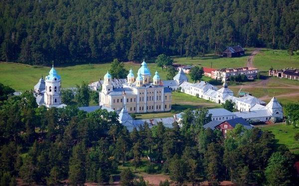Image result for коневецкий монастырь