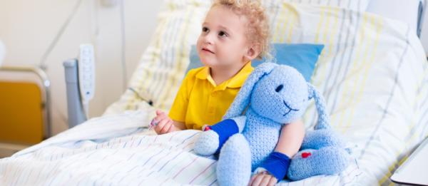 В интернете запущен флэшмоб для ранней диагностики детского рака