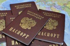 Около 1,5 млн российских паспортов оказались недействительными из-за ошибки в базе МВД