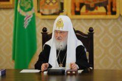 Большинство верующих Русской Церкви поддерживают разрыв с Константинополем – Патриарх Кирилл
