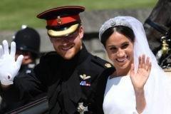 Цветы с королевской свадьбы подарили пациентам хосписа