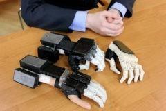 Новгородец разработал первый в России адаптируемый под каждого пациента протез