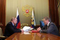 Президент заявил, что России необходимо больше пожарных