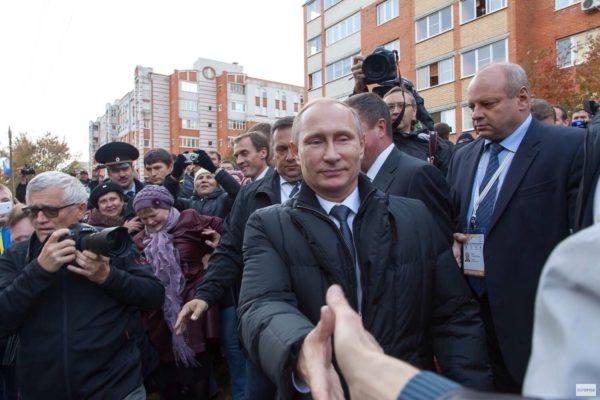 «Левада-центр»: Главная претензия россиян к Путину – несправедливое распределение доходов