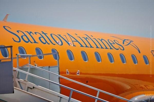 «Саратовские авиалинии» прекращают работу
