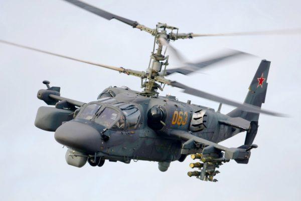 В Сирии разбился российский вертолет – погибли оба пилота