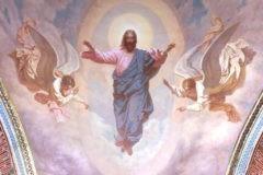 Церковь празднует Вознесение Господне