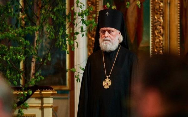 Главой Эстонской церкви стал архиепископ Верейский Евгений
