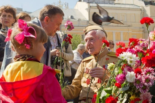 По всей России пройдут торжества, посвященные Дню Победы