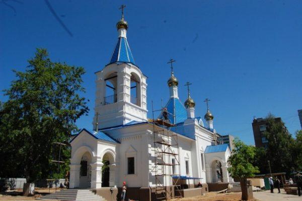 В Москве появится первый храм в честь княгини Ольги