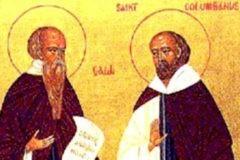 В месяцеслов Русской Церкви включены имена древних святых, подвизавшихся в западных странах