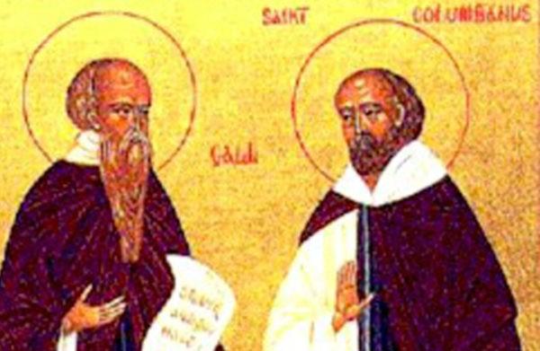 В месяцеслов Русской Церкви включены имена древних святых подвизавшихся в западных странах