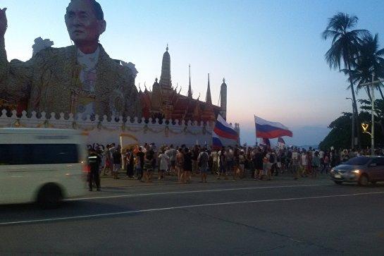 """В 2018 году """"Бессмертный полк"""" пройдет в двух местах Таиланда"""