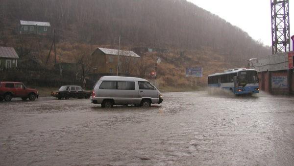 В Приморье восстановили нарушенное из-за циклона энергоснабжение