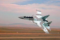 В Сирии потерпел катастрофу российский истребитель