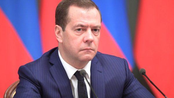 Дмитрий Медведев назвал кандидатов на должности в новом правительстве
