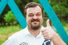 Василий Уткин о футболе, благотворительности и журналистике