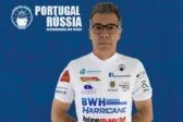 4700 км на велосипеде ради футбола и помощи больным детям проехал португальский болельщик