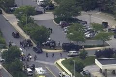 В США шесть человек погибли при стрельбе в редакции газеты