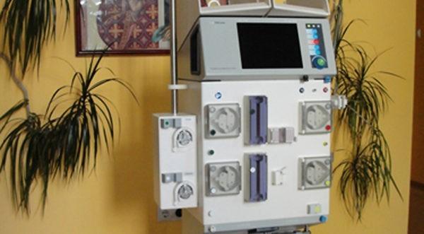 Аппарат искусственной почки в больницу купили вместо цветов для Патриарха