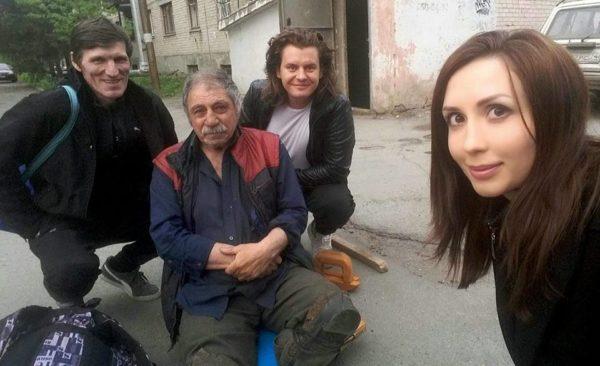 Бездомный инвалид нашел родных и дом на Кавказе – ему помогли неравнодушные москвичи
