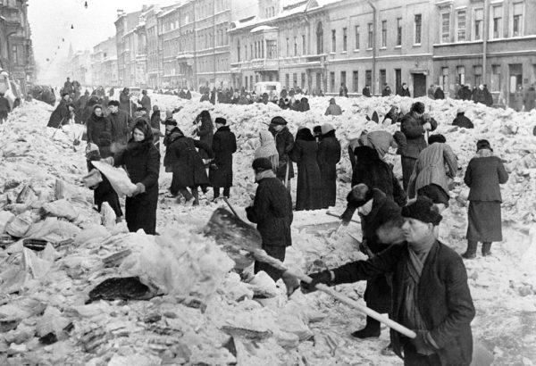 Коллекцию Музея блокады Ленинграда создадут сами петербуржцы