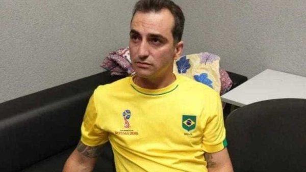 Бразильского гангстера задержали на петербургском матче ЧМ-2018