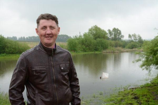 Башкирский нефтяник спас тонувшую в озере пенсионерку
