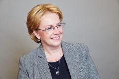 5 фактов о лечении рака в России от министра Вероники Скворцовой