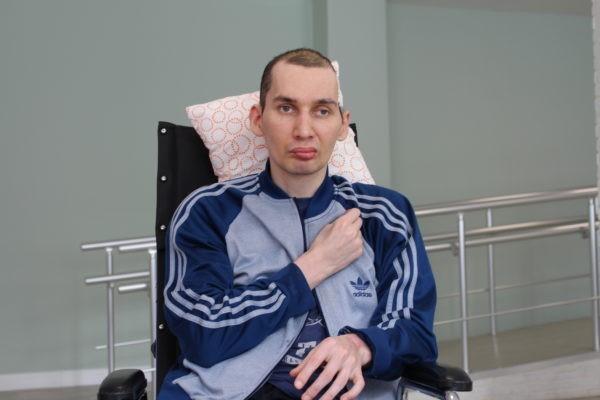 Помогите Александру Матвееву пройти реабилитацию