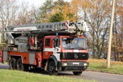 Латвийский пожарный на лету поймал падающего из окна человека