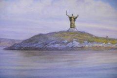 Путеводная фигура Николая Чудотворца появится в Баренцевом море