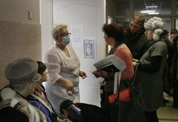 40 тысяч россиян пожаловались на медуслуги в 2017 году