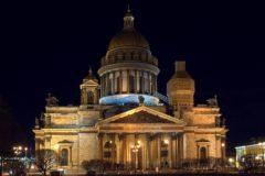 Акция «Ночь храмов» пройдет в Санкт-Петербурге