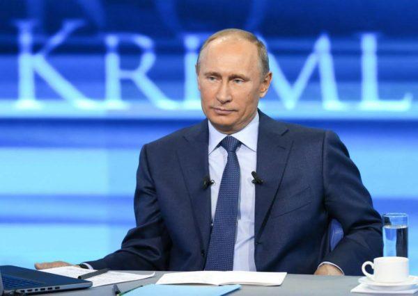 Путин: Наша задача — уменьшить бедность в два раза