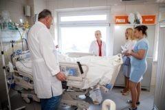 И даже бахилы надевать не надо: как устроена больница с открытой реанимацией