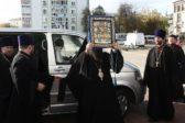 Воздушный крестный ход: Объекты ЧМ-2018 в Саранске благословили с вертолета