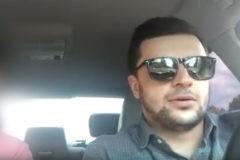 Задержан сбивший беременную москвичку водитель