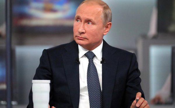 Владимир Путин: «Каждый человек рождается с верой в Бога в душе»