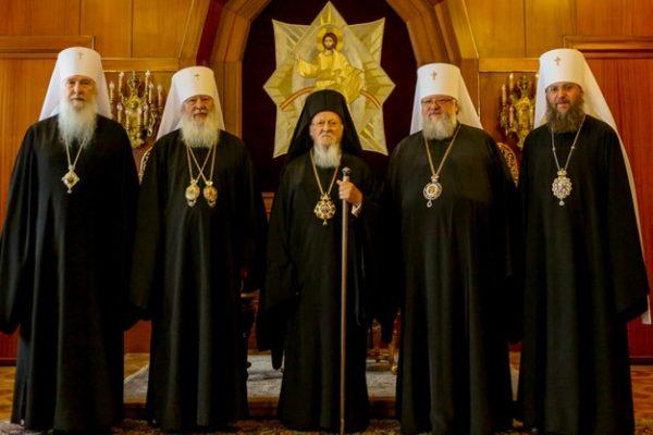Архиереи Украинской Церкви опровергли информацию о намерении Константинопольского Патриархата предоставить ей автокефалию