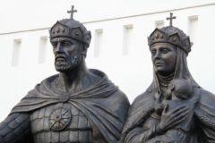 Церковь чтит память святого благоверного князя Димитрия Донского и княгини Евдокии