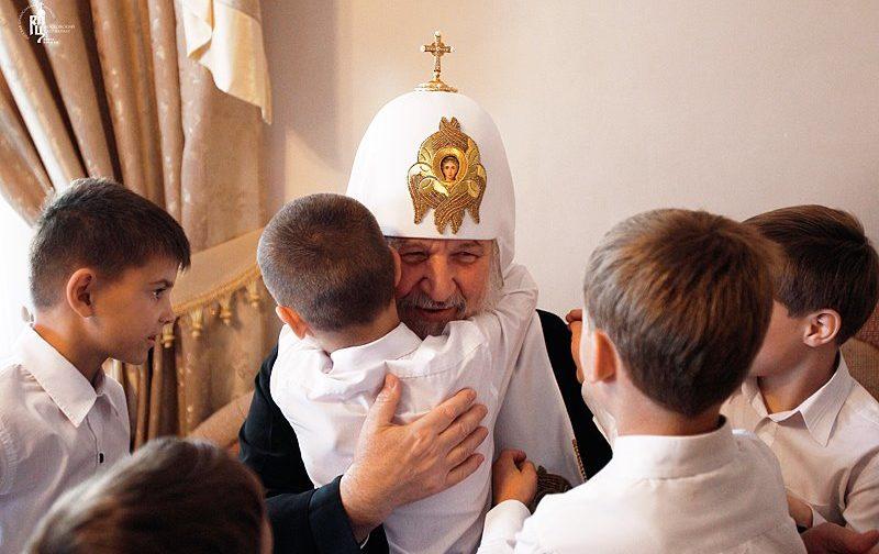 Патриарх Кирилл: Смерть в материнской утробе сотен тысяч младенцев — наша национальная катастрофа