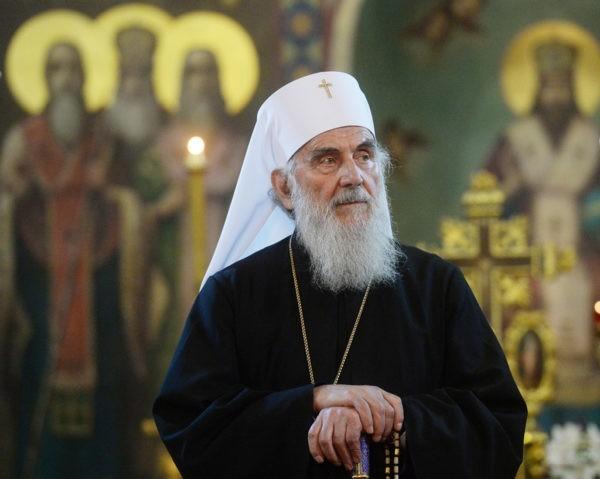 Сербского Патриарха зачислили во «враги Украины» после критики идеи автокефалии УПЦ