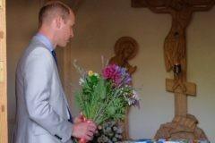 Принц Уильям посетил могилу своей православной прабабушки в Гефсимании