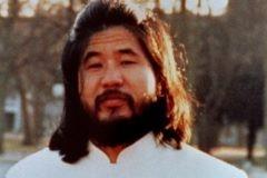 Приговор лидерам японской секты «Аум Синрике» приведен в исполнение через 14 лет