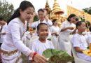 Спасенные в Таиланде дети временно стали послушниками буддийских монастырей