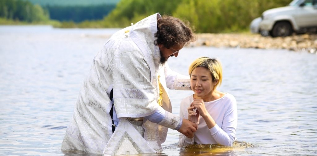 Крещение Руси и крещение человека: «Нет на земле такого зрелища и красоты такой»
