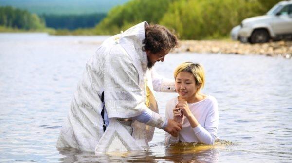"""Крещение Руси и крещение человека: """"Нет на земле такого зрелища и красоты такой"""""""
